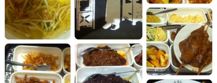 Istana is one of Quick but great; Food.