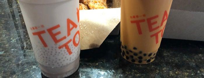 Tea Top is one of Phil 님이 좋아한 장소.