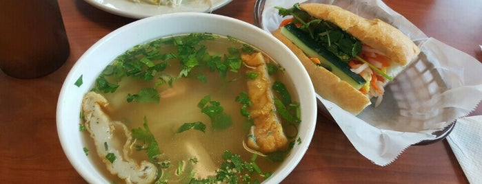 Lee's Bakery is one of Trending Now: America's Best Pho.