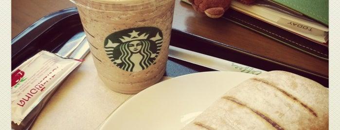 Starbucks is one of Lugares favoritos de Jay.