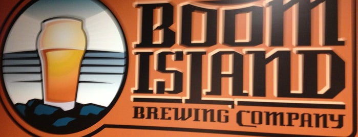 Boom Island Brewing Company is one of Tap Rooms / Breweries in the Greater MN Area.