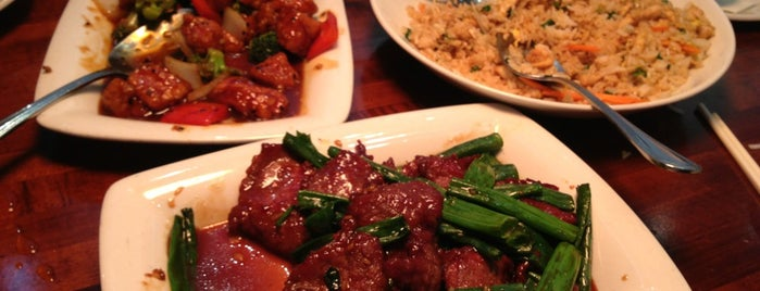 P.F. Chang's is one of Restaurants to try.
