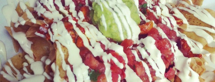 The Burrito Bar is one of Southbank.