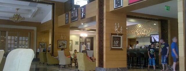 Alba Resort Hotel is one of Ünsal : понравившиеся места.