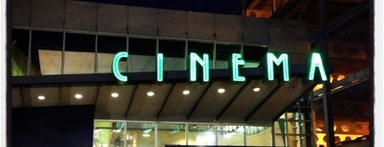 Kendall Square Cinema is one of Boston.