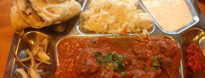 Punjabi Dhaba is one of Boston Seaport Vegan Friendly.