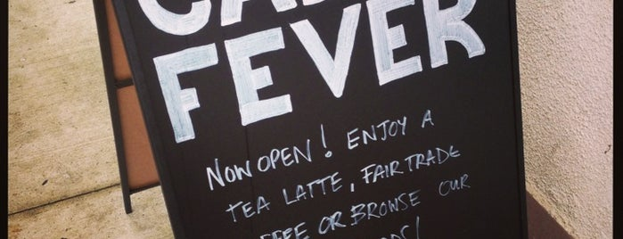 Cabin Fever is one of Toronto, Coffee.