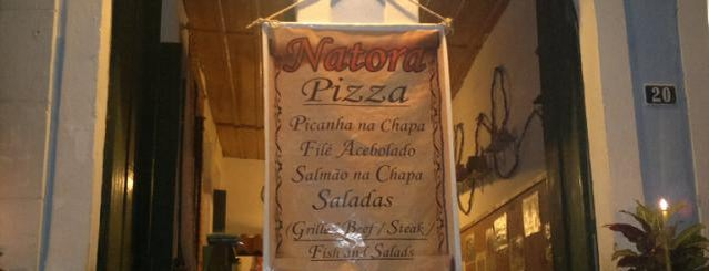Pizza Natora is one of Maria Bernadete : понравившиеся места.