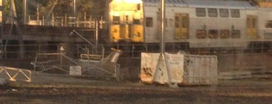 Platforms 14 & 15 is one of Sydney Train Stations Watchlist.