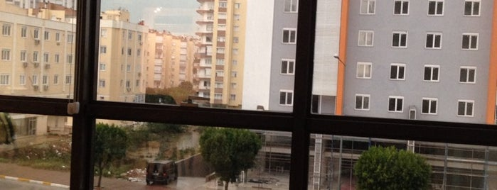 EAE Antalya is one of สถานที่ที่ E👣 ถูกใจ.