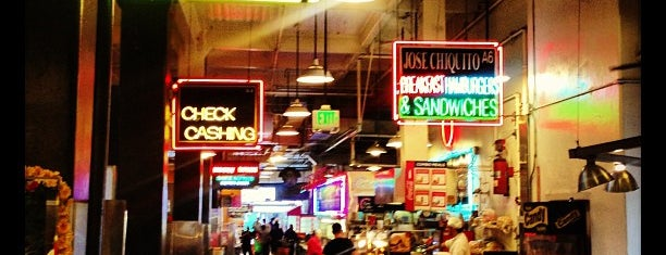 Grand Central Market is one of Best of LA.
