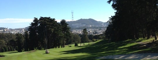 Presidio Golf Course is one of I've Been Here!.