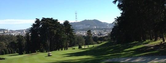 Presidio Golf Course is one of Lieux qui ont plu à Nicholas.