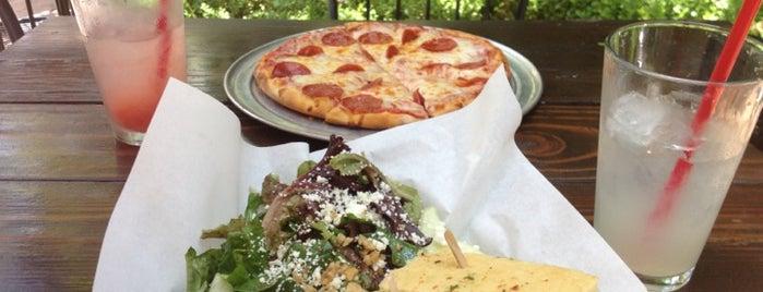 Papa Lennon's Pizzeria is one of LA.