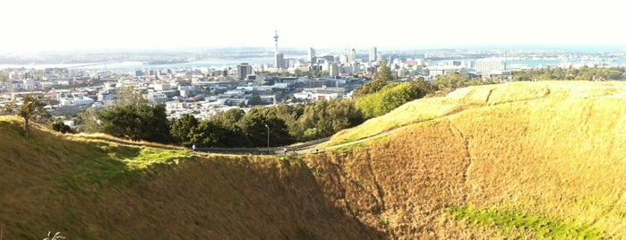 Mount Eden - Maungawhau is one of NZ to go.