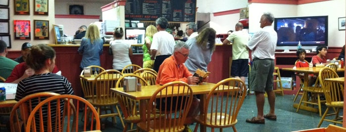 George's Pizza is one of Fav spots on Cape Cod.