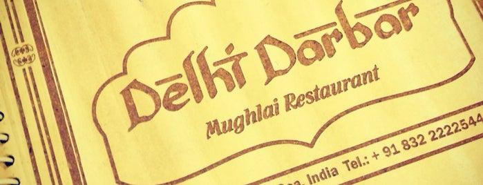 Delhi Darbar is one of Гоа.