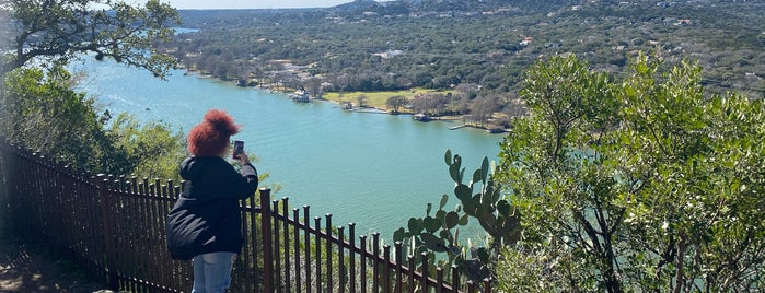 Mount Bonnell is one of Austin Fun.