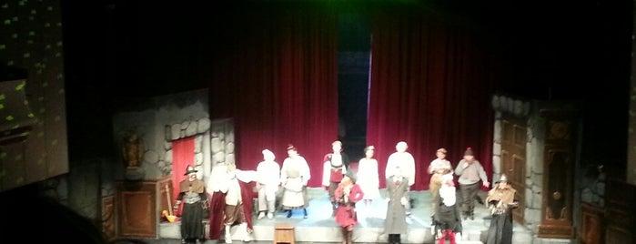 Volkstheater is one of Orte, die Tino gefallen.