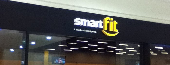 Smart Fit is one of Lieux qui ont plu à Harim.
