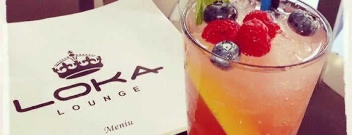 Loka Lounge is one of P.