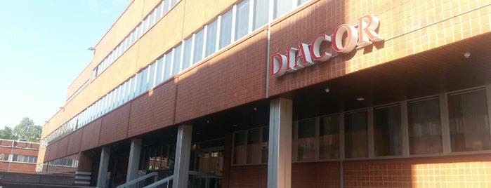 Diacor is one of Locais curtidos por Päivi.
