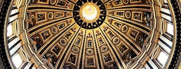 Basilika St. Peter (Petersdom) is one of Rome - To Do.