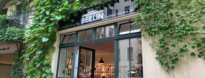 Hoffnung Berlin is one of Berlin.