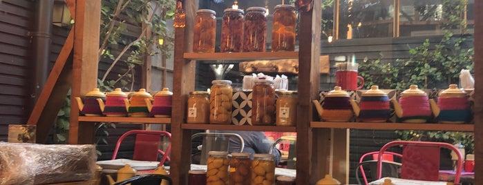 Teresita Cafetería Sureña is one of Santiago.