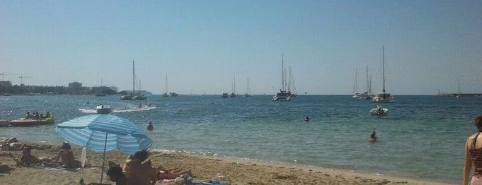 Playa Es Pouet is one of Beach.