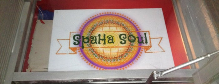 SpaHa Soul is one of Harlem.