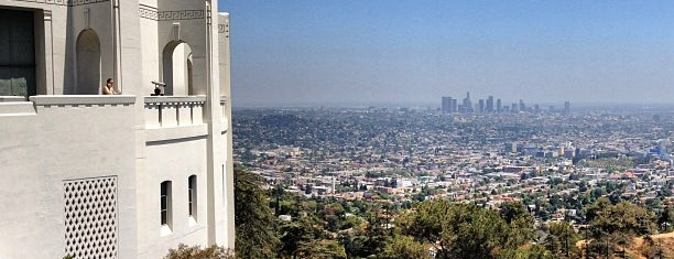 Griffith Observatory is one of Things to do in SoCal.