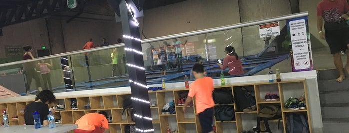 Sky Jump Trampoline Park is one of Loredana's Liked Places.