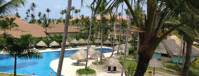 Majestic Colonial Punta Cana is one of Orte, die Tammy gefallen.