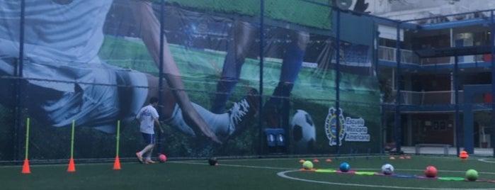 Rio 19 Futbol Jaula is one of Christian : понравившиеся места.