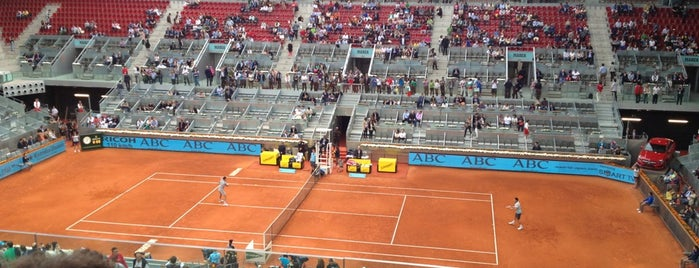 Mutua Madrileña Madrid Open is one of Mis sitios.
