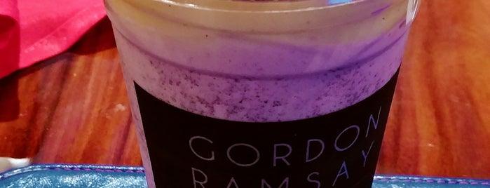 Gordon Ramsay Burger Is One Of The 13 Best Places For Milkshakes In Las Vegas