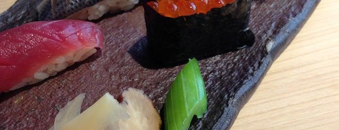 Sushi Takehan Wakatsuki is one of Tokyo to do.