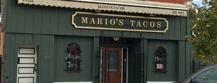 Mario's Tacos is one of Tacos.