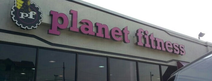 Planet Fitness - Temporarily Closed is one of Basim : понравившиеся места.
