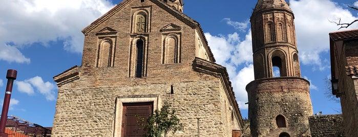 წმინდა გიორგის ეკლესია is one of สถานที่ที่ Michael ถูกใจ.