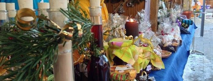 Christkindlmarkt Kolbermoor is one of Weihnachtsmärkte 2.