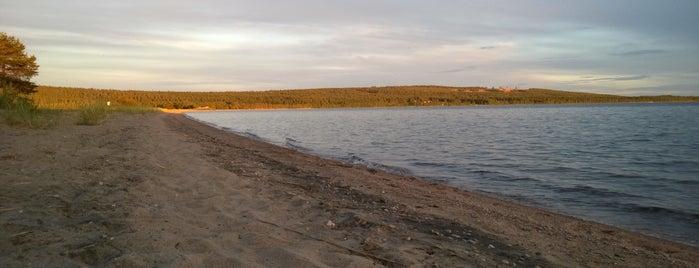 Livojärvi is one of Gespeicherte Orte von Salla.