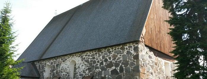 Sastamalan Pyhän Marian kirkko is one of Travel.