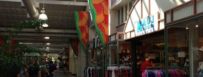 Lahaina Cannery Mall is one of Maui.