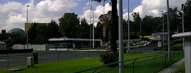 Museo Tecnológico de la Comisión Federal de Electricidad is one of Museos.