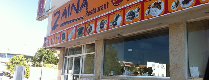 Zaina Restaurant is one of Dubai Food.