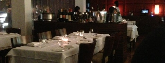 Auge Ristorante is one of Places.