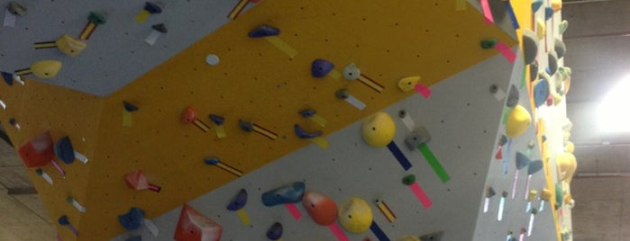 Dogpatch Boulders is one of San Francisco To Do List.