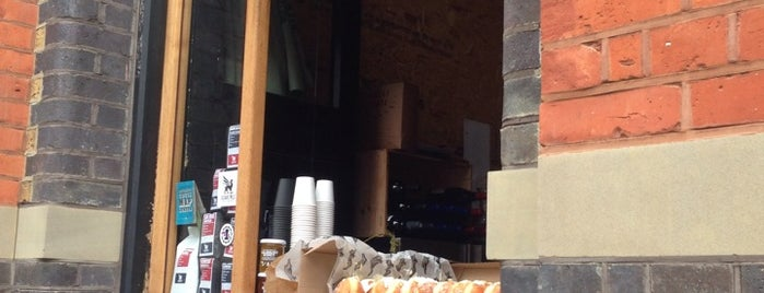 Blacksmiths Coffee is one of Specialty Coffee Shops (London).